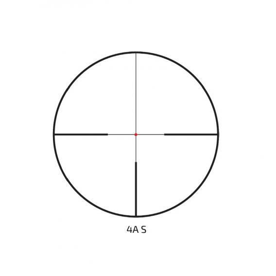 Delta Optical Titanium 2,5-10x56 HD
