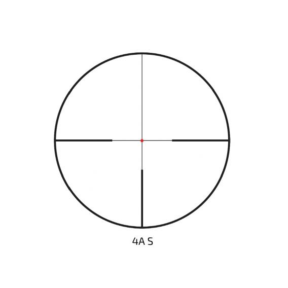 Delta Optical Titanium 2,5-10x50 HD
