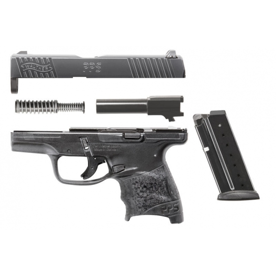 Walther PPS M2 Police Set, kal. 9x19