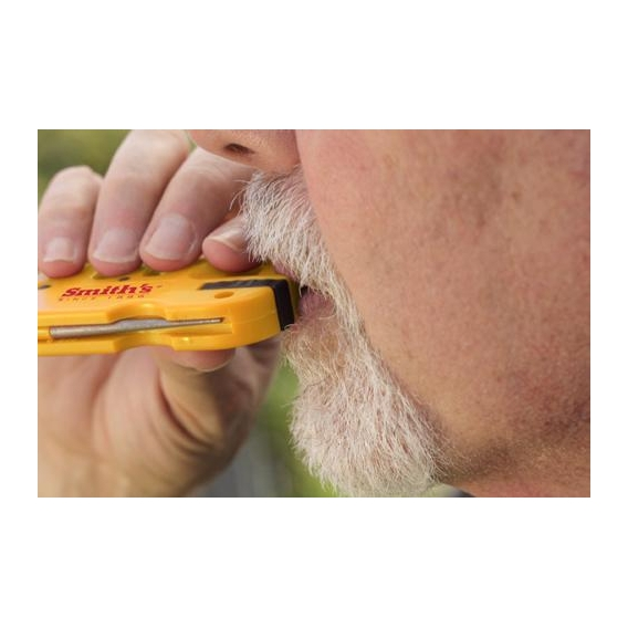 Smith's Pocket Pal X2 Sharpener and Outdoors Tool