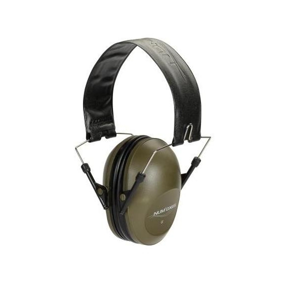 NUM´AXES Chrániče sluchu Acoustic zelené