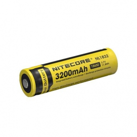 Nitecore 18650 Li-ion Battery 3200 mAh