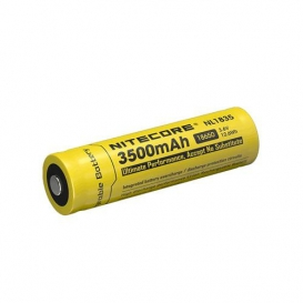 Nitecore 18650 Li-ion Battery 3500 mAh