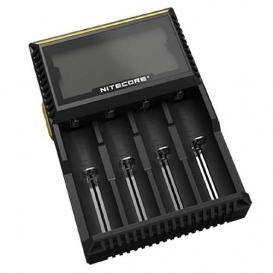 Nitecore nabíjačka Digi D4 Charger + Car cable