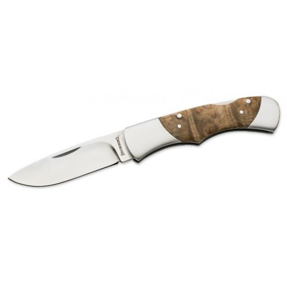 Zatvárací nôž Browning Pursuit Burlwood, Art.: 322835