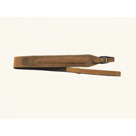 Kožený remeň na zbraň
