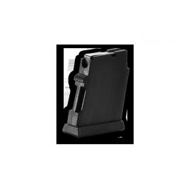 Päťranný plastový zásobník CZ 452/453/455/457 kaliber .22LR