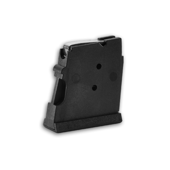 Päťranný plastový zásobník CZ 455/512 kal.: .17 HMR / .22 WMR