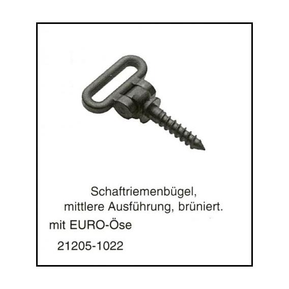 Pútko na remeň - stredné EURO