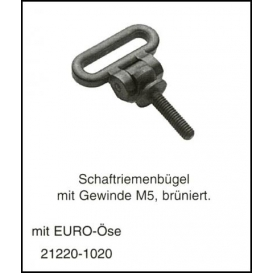 Pútko na remeň - M5 / EURO