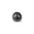 Gumová gulička na záver, čierna (CZ 455, 527, 557)