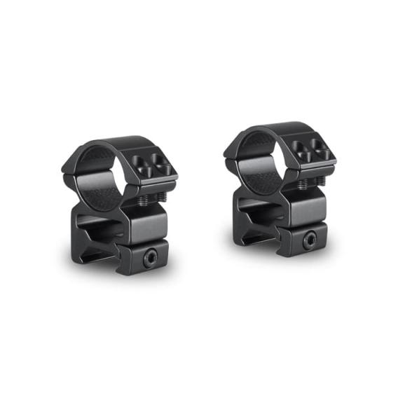 Montáž Hawke Match, dvojdielna, (Weaver/25,4mm/Vysoká)