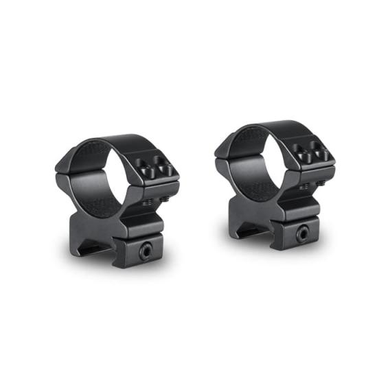 Montáž Hawke Match, dvojdielna, (Weaver/30mm/Stredná)