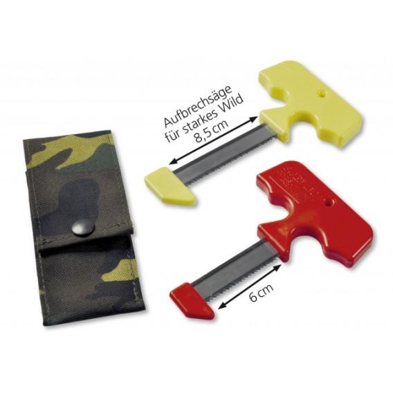 Vyvrhovacia pílka SagenSaw I (6cm, červená)