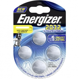 Energizer Ultimate Lithium CR2032 4 pack