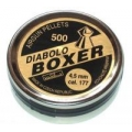 Diabolo Boxer 4,5 mm 500 ks