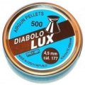 Diabolo Lux 4,5 mm 500 ks