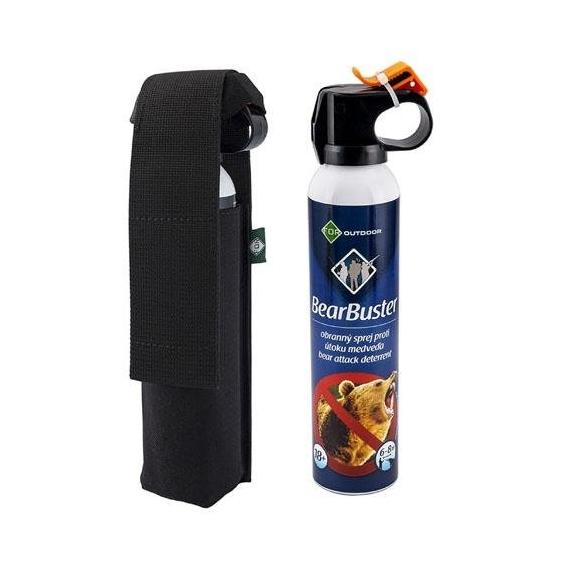 BearBuster set - obranný sprej - 300 ml