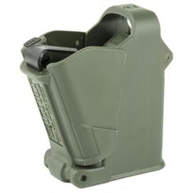 Maglula UpLULA - Univerzálny rýchlonabíjač na pištole, kal.: 9mm-45 ACP, zelený