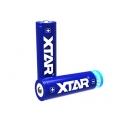 Xtar/Panasonic 18650 3500 mAh Li-ion 3,6V, chránený