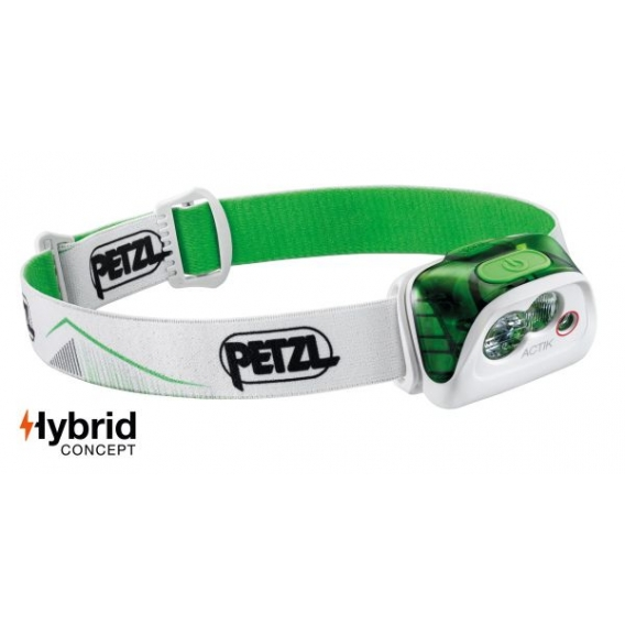 Petzl Actik (zelená) E099FA02