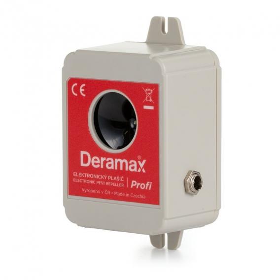 PROFI ultrazvukový odpudzovač kún a hlodavcov