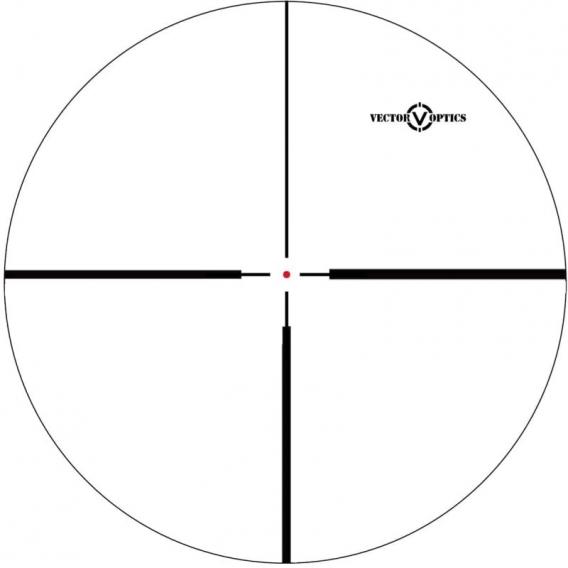Puškohľad TAC Vector Optics Grizzly 2,5-10x56 SFP SCOM-21