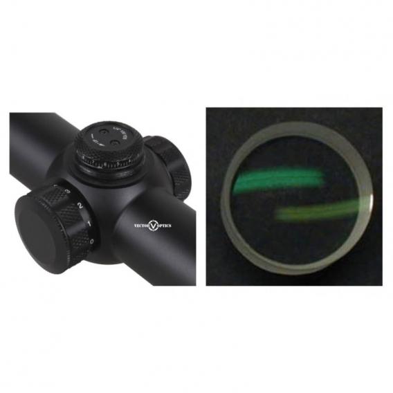 Puškohľad TAC Vector Optics Grizzly 3-12x56 SFP SCOM-09