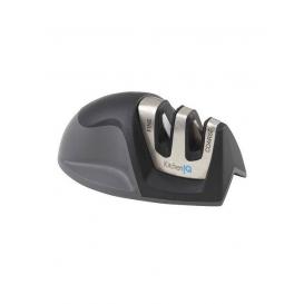 Edge Grip 2-Stage Knife Sharpener-Charcoal