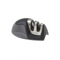 Edge Grip 2-Stage Knife Sharpener-Charcoal