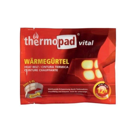 Thermopad ohrievací ľadvinový pás (S-XL) 3ks