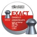 Diabolo JSB Exact 4,52mm/.177, 0,547g/8,44gr, 500ks