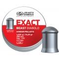 Diabolo JSB Exact Beast 4,52mm/.177, 1,050g/16,20gr, 250ks