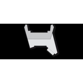 Blaser Sattel montáž - Swarovski Rail