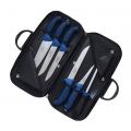 KDS - Kabela s mäsiarskymi nožmi Profi Line (modrá), 2674