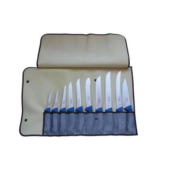 KDS - Zvinovačka s 10 mäsiarskymi nožmi Profi Line, 2681