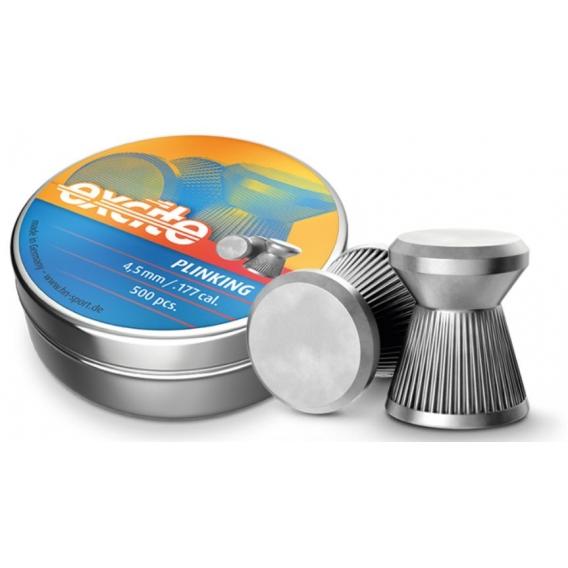 H&N Diabolo Excite Plinking 4,5mm/.177 0,48g 500ks