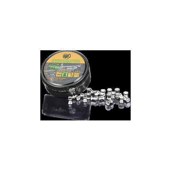 RWS Hypermatch 4,5mm/.177, 0,33g/8,2gr, 250ks