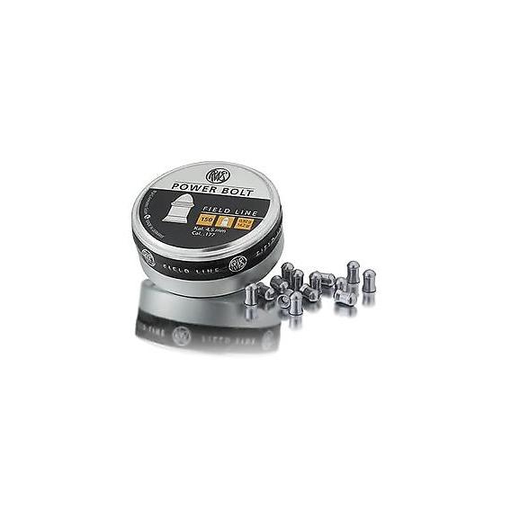 RWS  Power Bolt 4,5mm/.177, 0,92g/14,2gr, 150ks