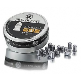 RWS  Power Bolt 4,5mm/.177, 0,92g/14,2gr, 150ks
