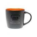 Hrnček na kávu Glock perfection black/orange (31364)