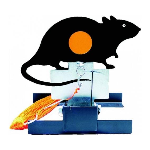 Terč mechanický preklápací - myš