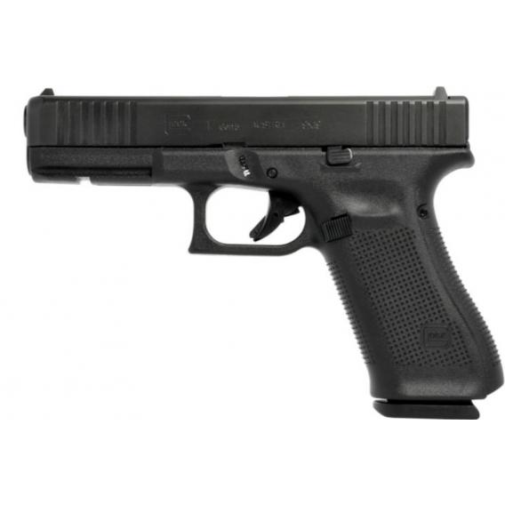 Glock 17 Gen5 EU, kal. 9x19mm, (50265)