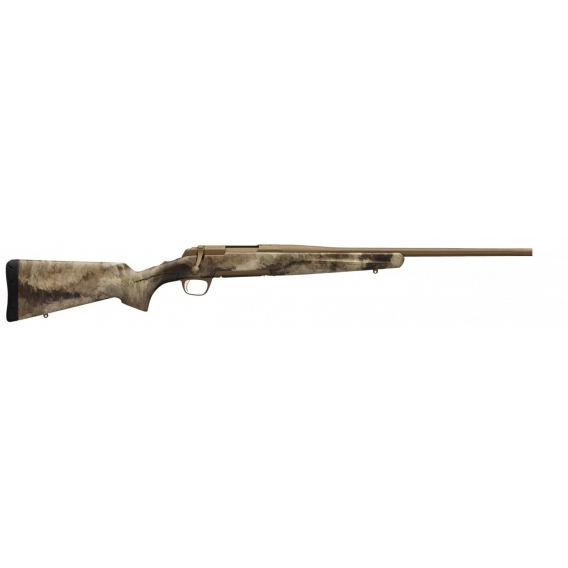 Browning X-Bolt Atacs AU Fluted SF Thr., CK DT, .308 Win.,035396218