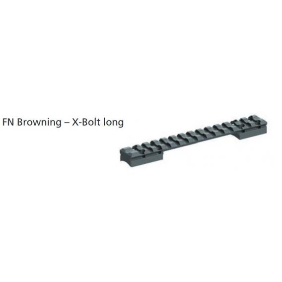 Picatinny lišta jednodielna Browning X-Bolt long