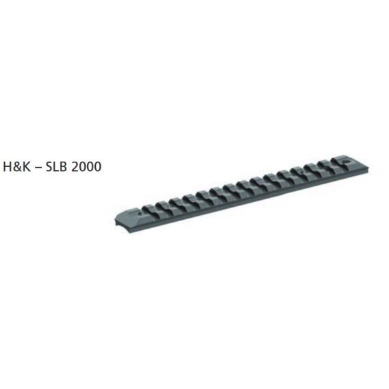 Picatinny lišta H&K SLB 2000