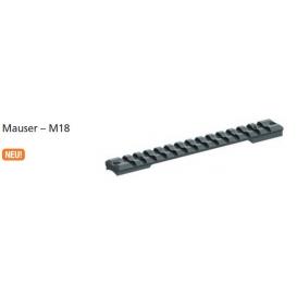 Picatinny lišta Mauser M18