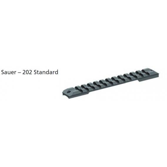 Picatinny lišta Sauer 202 Standard