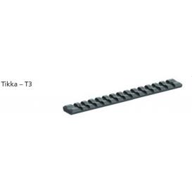 Picatinny lišta Tikka T3 / T3x