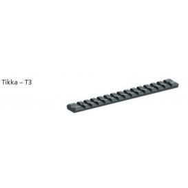 Picatinny lišta Tikka T3 / T3x 20 MOA